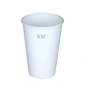 Papierový pohár PC05L