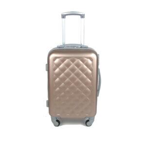cestovný kufor HACHI malý hnedý 013HM
