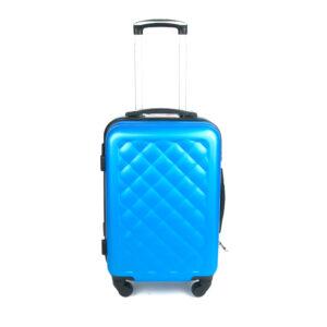 cestovný kufor HACHI malý modrý 013MM