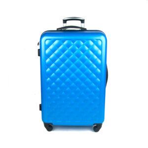 cestovný kufor HACHI veľký modrý 013MV