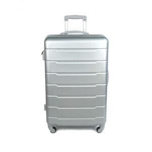 cestovný kufor HACHI veľký sivý 017SV